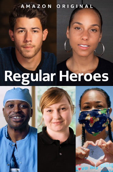 Regular Heroes Poster