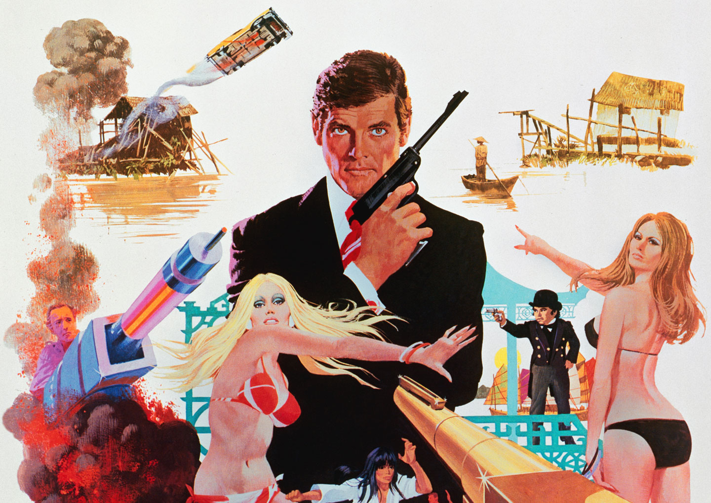 The Man With The Golden Gun header image